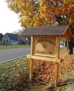 Willkommen in Faulbach